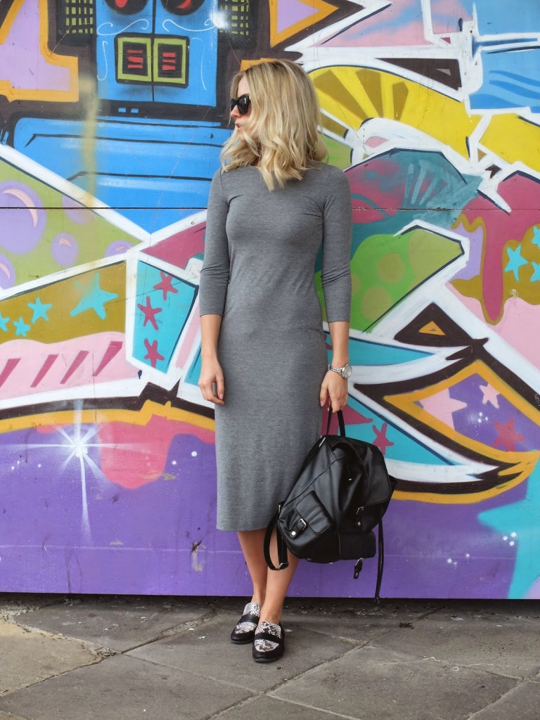 Midi Dress by H&M