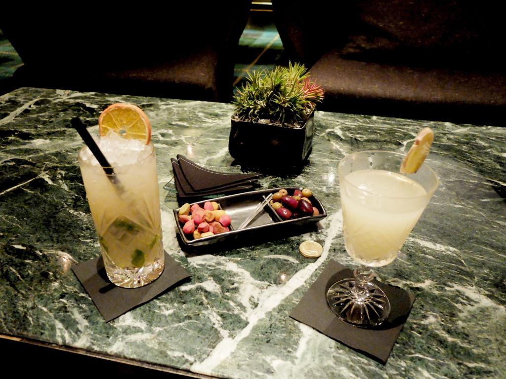 Best Drinks in Barcelona - Bankers Bar