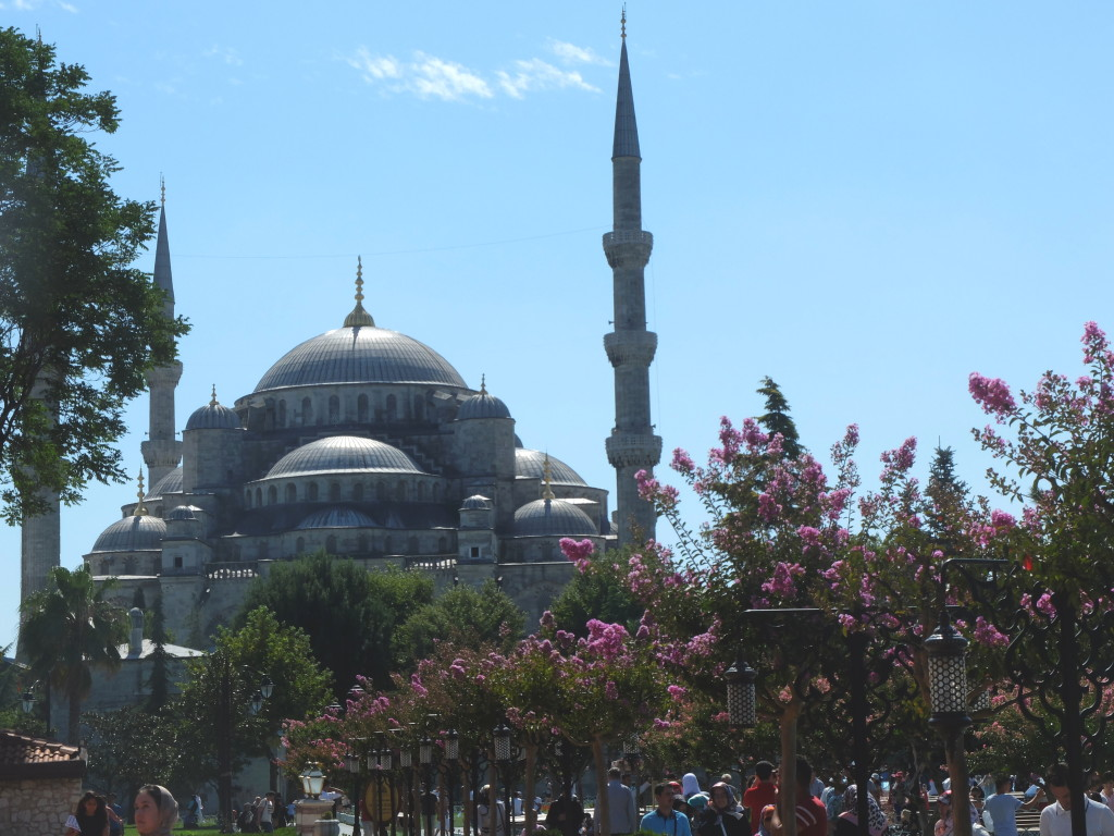 Istanbul - travel guide