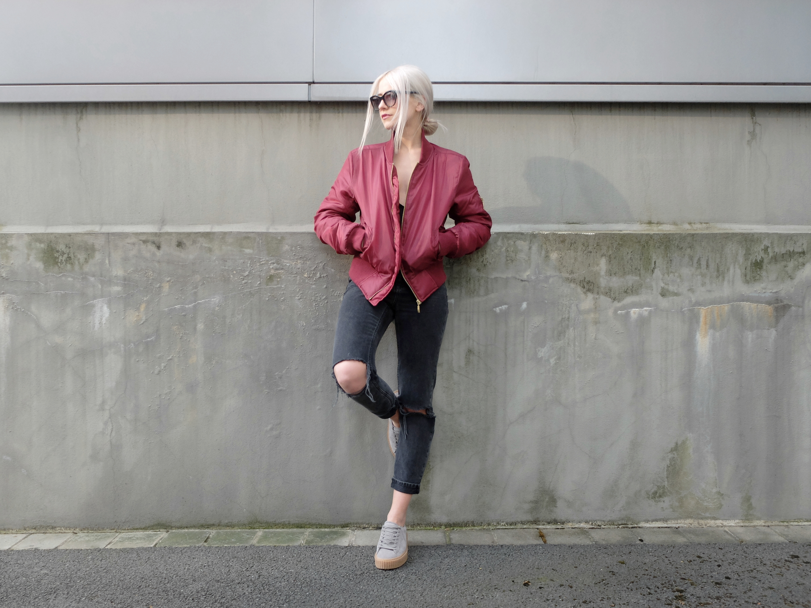 red-bomber-jacket