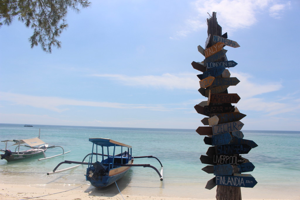 Gili Air, Gili Meno or Gili Trawangan - Gili Islands